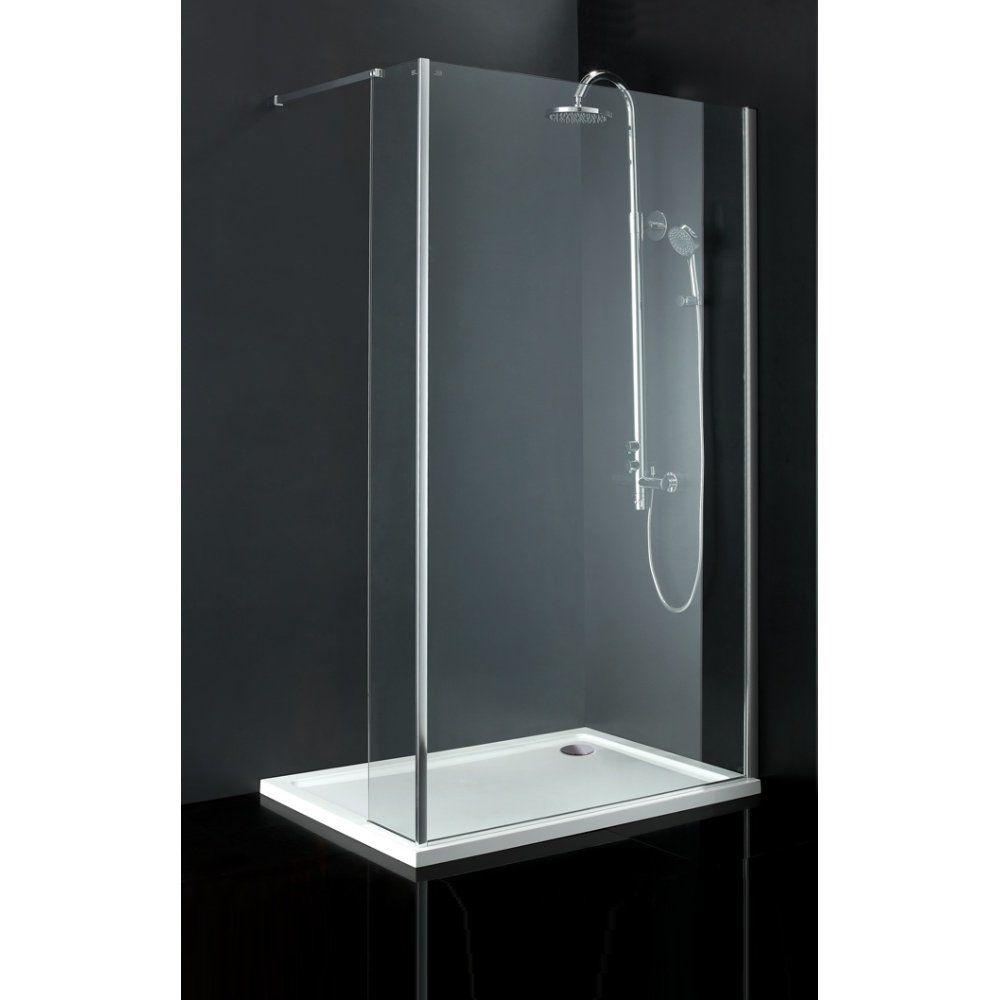 Tc Arbella Return Glass 1000mm Bathroom Extension Pinterest