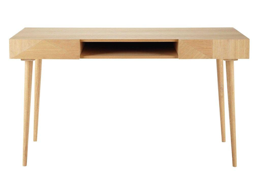 Meuble bureau en bois champagneconlinoise