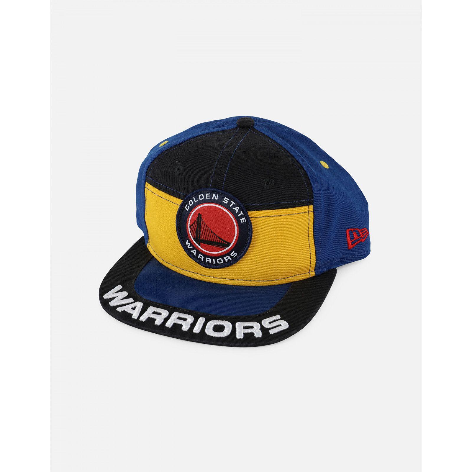 New Era NBA Golden State Warriors Snapback Hat