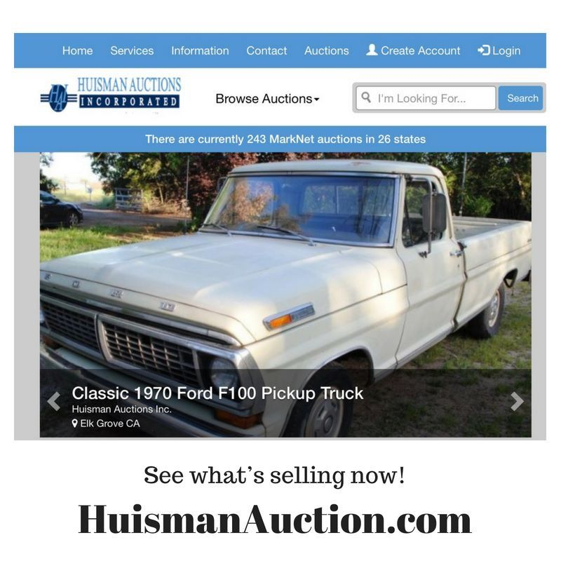 See What S Selling Now At Huisman Auctions Huismanauction Www