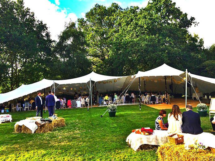 Wedding stretch marquee hire & Wedding stretch marquee hire | Stretch tent marquees | Pinterest ...