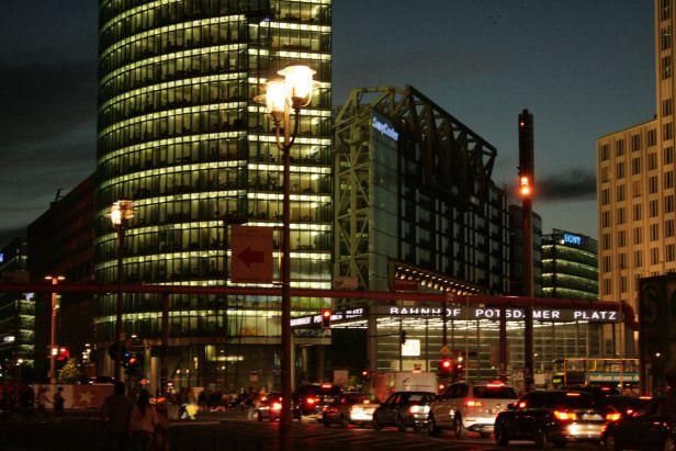 #berlin #potsdamer #platz #przewodnik