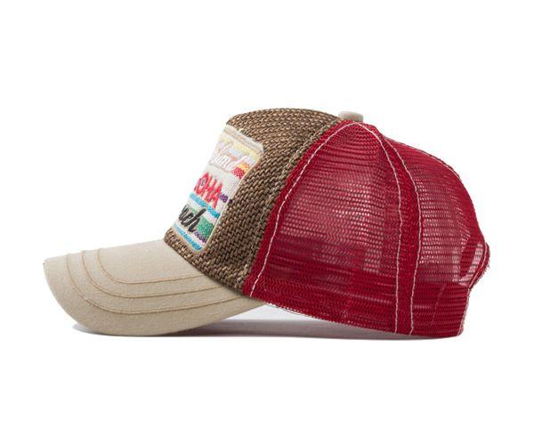 Aliexpress.com  Comprar Nuevo Estilo Sombreros Del Snapback Ajustable Gorra  de Béisbol de Las Mujeres de Los Hombres de Verano de Algodón Tapas de ropa  cap ... 1f3b51bc64f