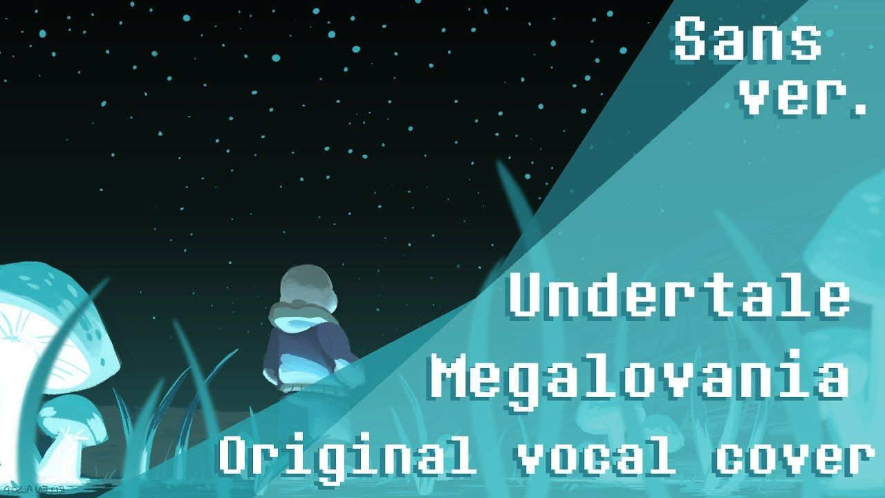 Undertale - Megalovania (Original lyrics/Vocal cover