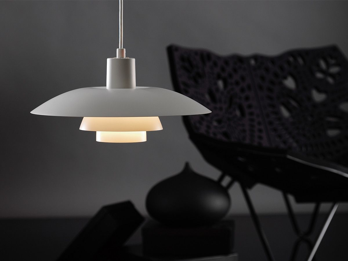 pendant lighting design. Louis Poulsen PH 4/3 Pendant Light Bjørn\u0027s Suggestion For Lamp 40cm Diameter. Lighting Design I
