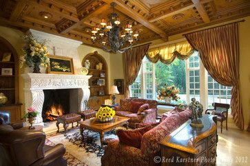Reed Kaestner Photography  Traditional  Living Room  San Diego Delectable The Living Room San Diego Decorating Design