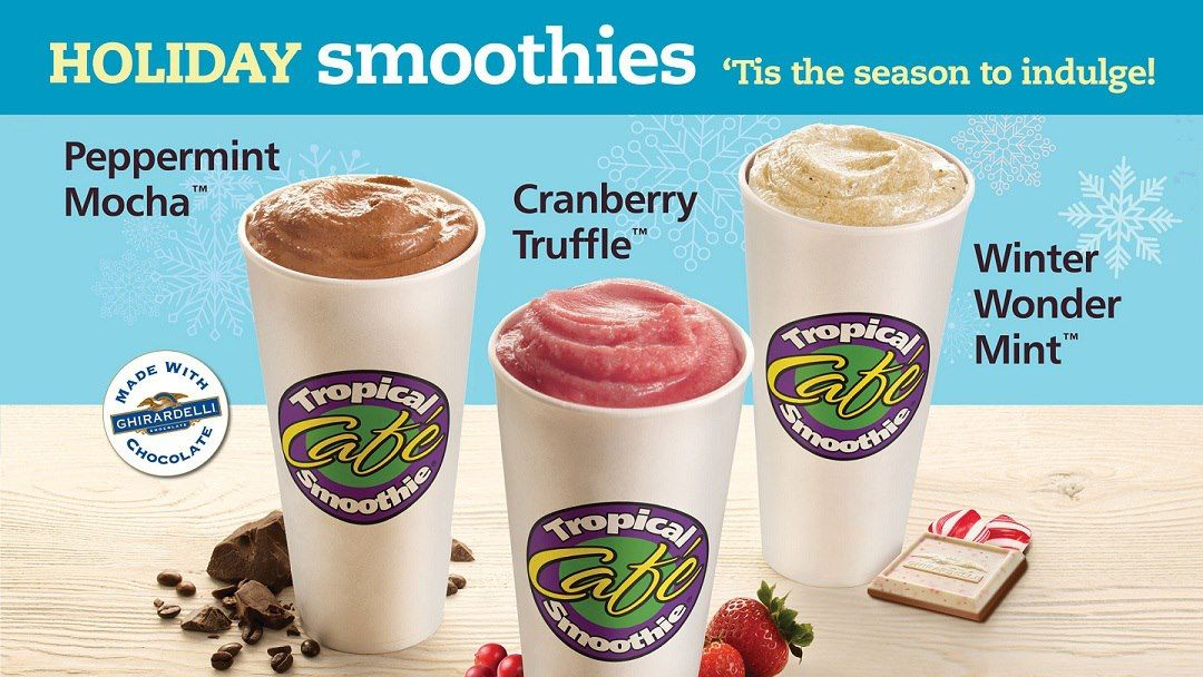 Pin On Holiday Smoothies
