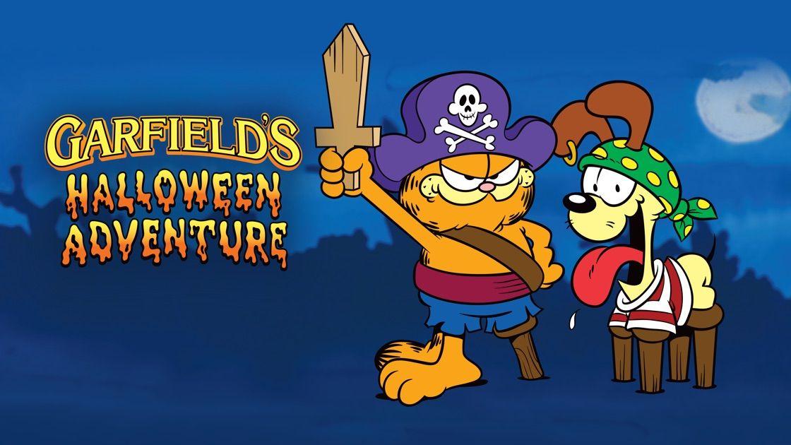 Garfield S Halloween Adventure On Apple Tv Garfield Halloween Halloween Adventure Halloween Cartoons