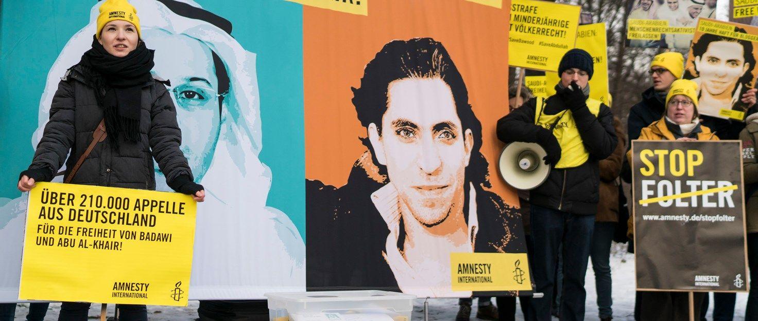 Careers at Amnesty International