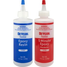 Devcon Devcon Home 2-Pack Clear Epoxy Adhesive | Products