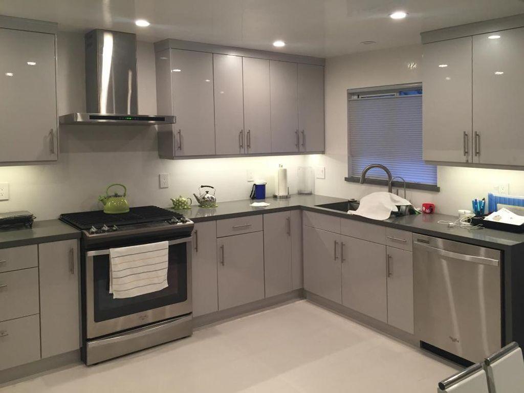 10x10 European Style Kitchen Cabinet in 2019  Kitchen