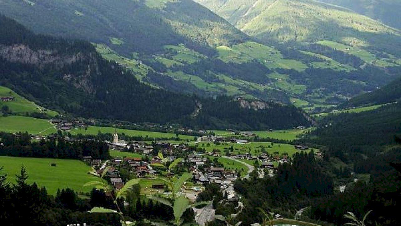 أين تقع نمسا Austria