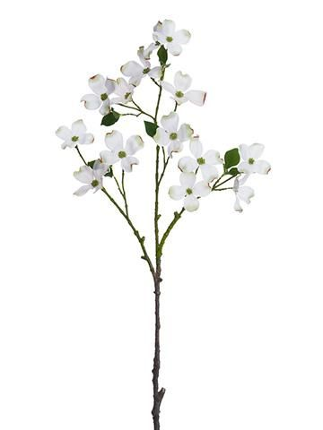 Artificial dogwood spray in white 36 tall tatoos pinterest artificial dogwood spray in white 36 tall mightylinksfo