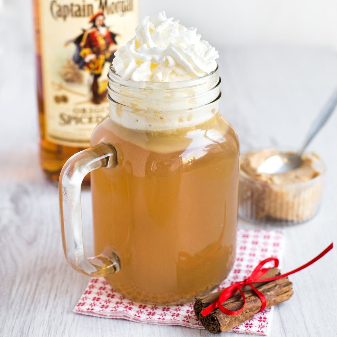 Warm Up Your Winter With Hot Buttered Rum