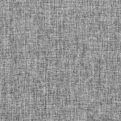 Charcoal Polyester Linen Fabric
