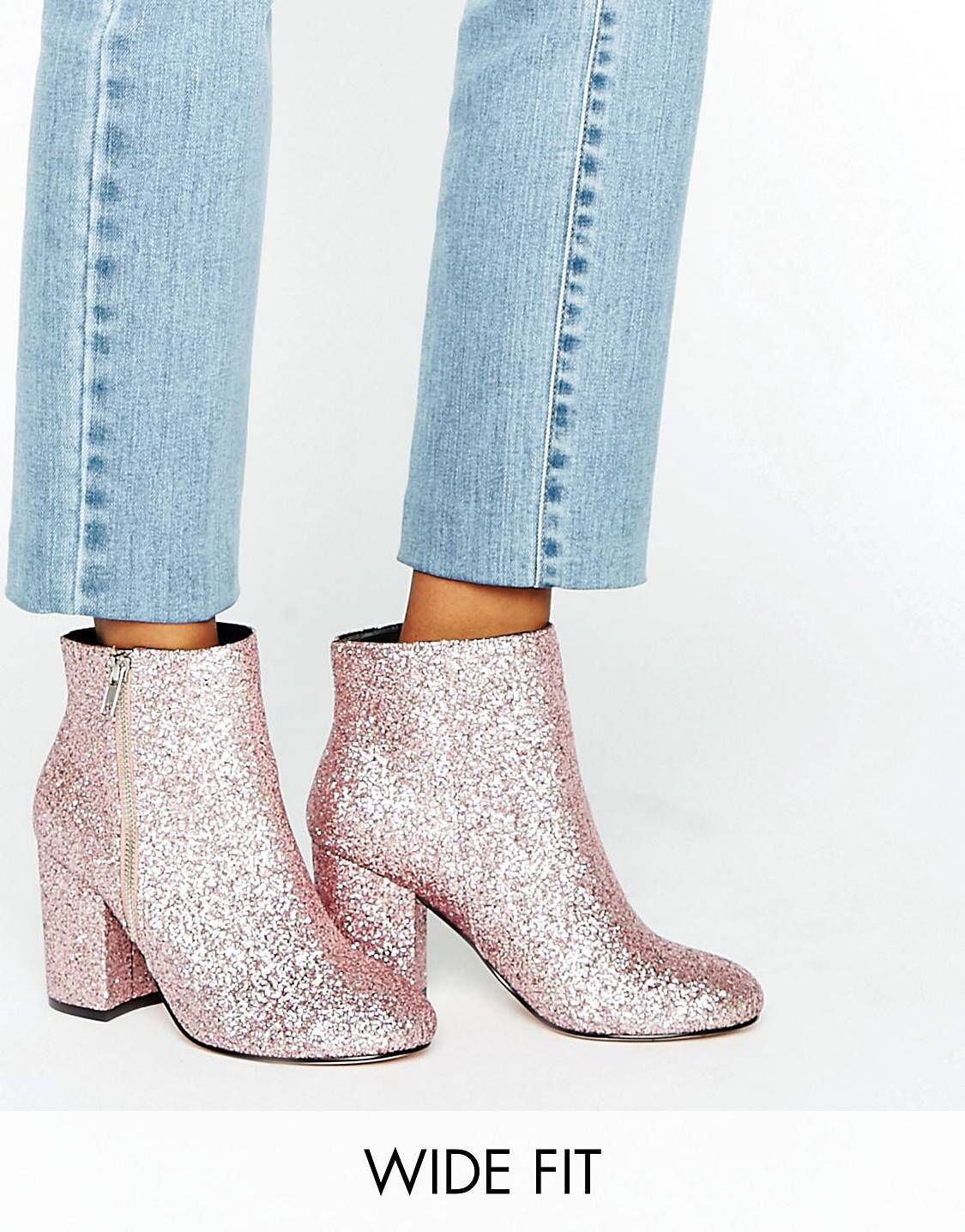 Love This From Asos High Heel Boots Ankle Mid Heel Ankle Boots Kitten Heel Ankle Boots