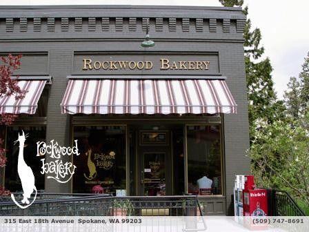 Rockwood Bakery Spokane Wa Love The Cat Logo Bakery Rockwood Best Coffee Shop