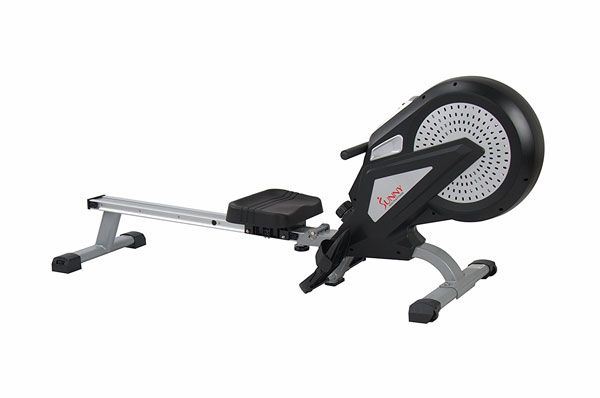 Sunny Health Fitness Air Magnetic Rowing Machine Best Gym Equipment Fitness Gadgets Fun Workouts