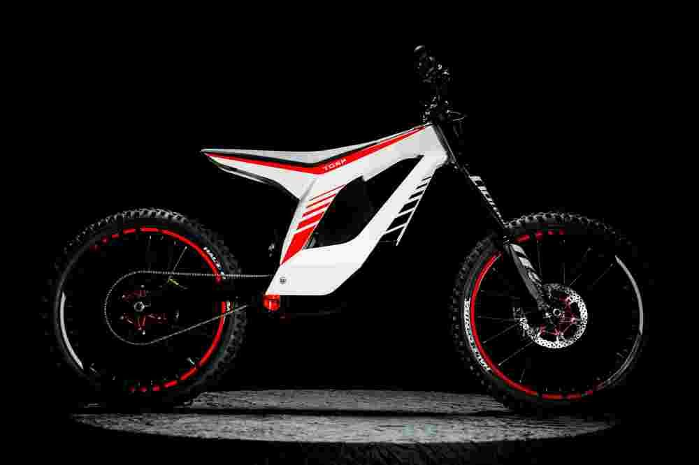 Torp Bike Is New 15 Kw Lightweight Electric Motorbikes For Racing