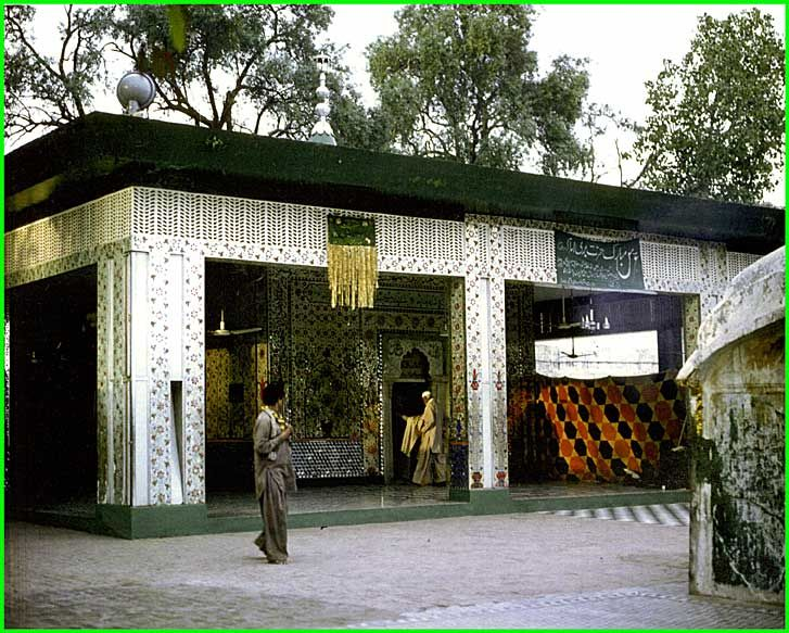 The Tomb Of Imam Bari Islamabad Pakistan Places Outdoor Structures Favorite Places