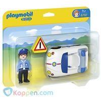 PLAYMOBIL 6797 1.2.3. Politiewagen met agent - Koppen.com PLAYMOBIL 6797 1.2.3. Politiewagen met agent. Kom in actie met de Playmobil 1.2.3 Politiewagen met agent. De vrolijke kleuren en afgeronde vormen van Playmobil 1.2.3 stimuleren de zintuigen van de allerkleinsten. Met 1 figuur. - See more at: http://www.koppen.com/producten/product/playmobil-6797-123-politiewagen-met-agent#sthash.OPvBsWSJ.dpuf