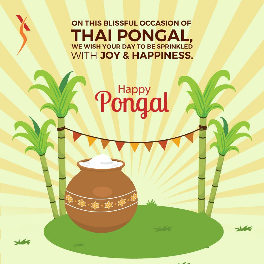 Pixel Studios wishes everyone a Happy Pongal!