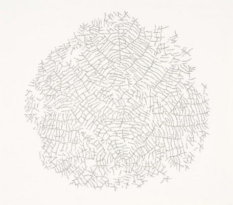 Joahana Calle | ink and pencil on paper, 40 x 45 cm