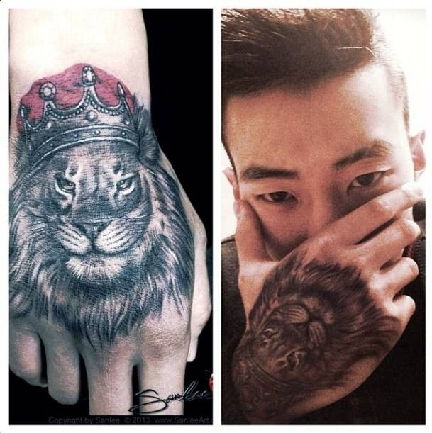 Jay Park Shows Off His Latest Tattoo What S The Meaning Behind