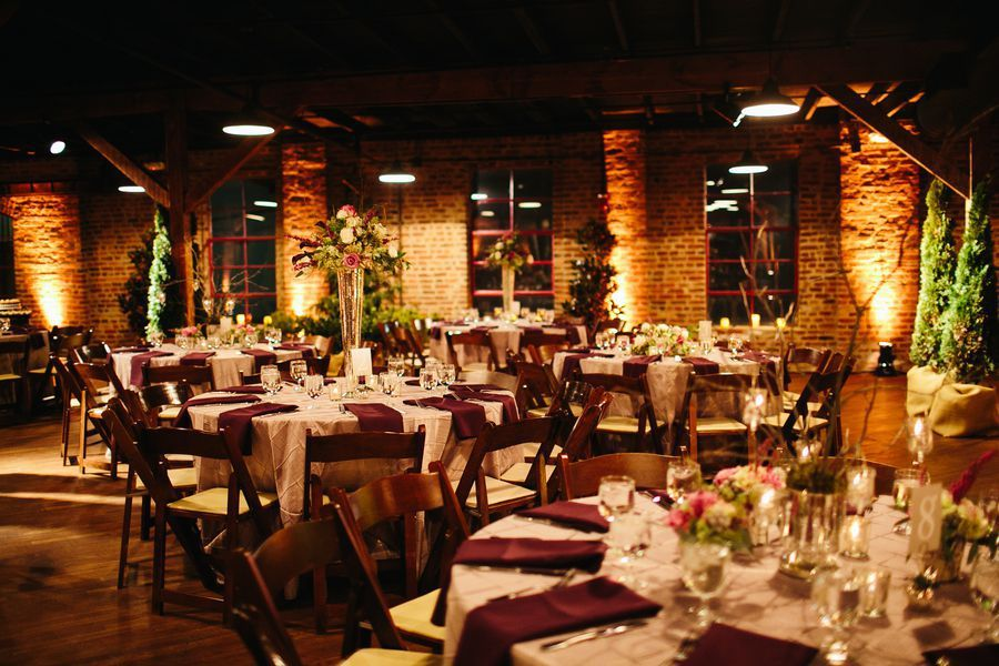 Nashville Rustic Wedding At Houston Station Nashville