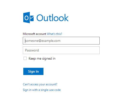 Outlook Login, what we need to do is to use of the new