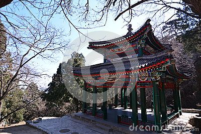 These China Ancient Buildings Filmed In Beijing Xiangshan The Building Was Built In 1664 During The Ancient Chinese Architecture Ancient Architecture Ancient