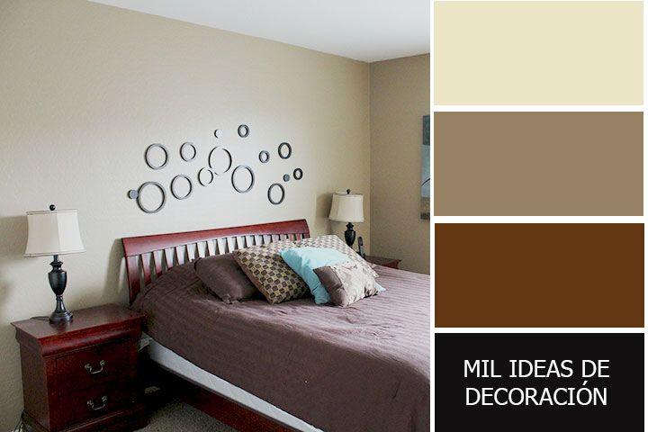 40 Magnificas Combinaciones De Colores Para Pintar El Dormitorio Colores Para Dormitorio Paletas De Colores Para Dormitorio Colores Para Habitaciones