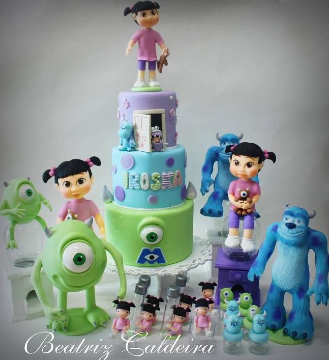 Alessandra Caldeira | Monsters Inc