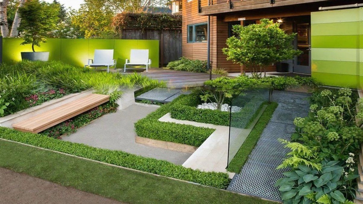 Beautiful Modern Garden Design Ideas Room Ideas Youtube Amazing Homedecor Ideas For Homes Decoration Home Modern Garden Design Backyard Garden Design