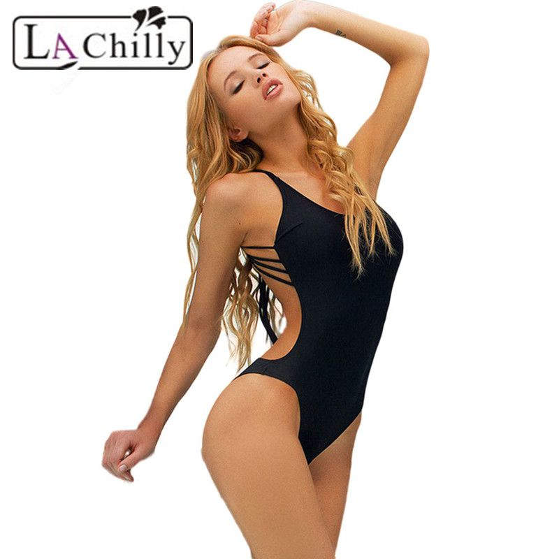 la chilly plus sizes wimsuit bodysuit bathing swimsuits for women