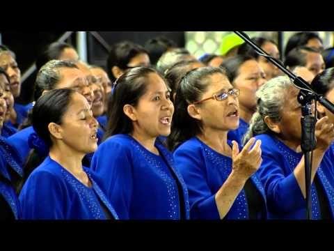 A Cristo coronad   Coro Iglesia Central MMM