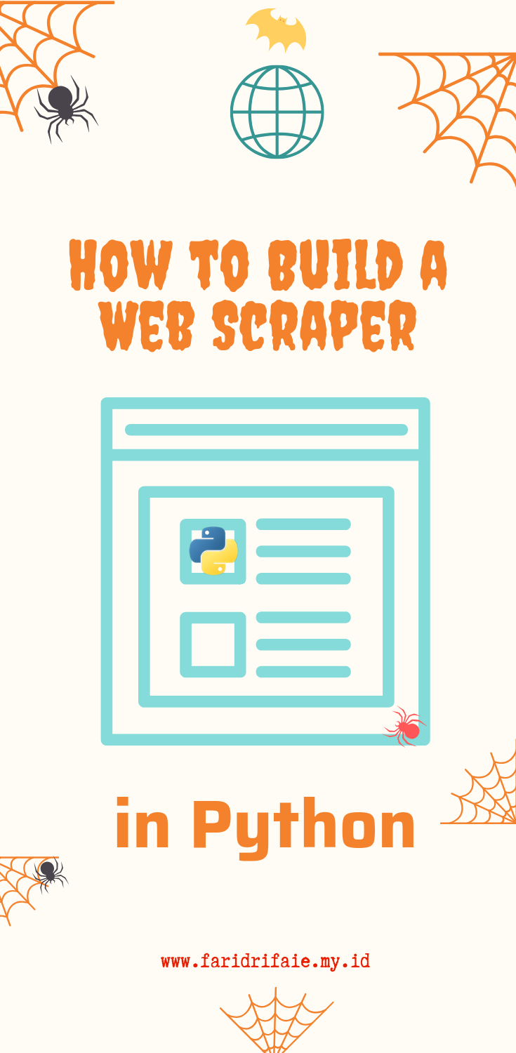 How to Build a Web Scraper in Python | Open Group Board - My