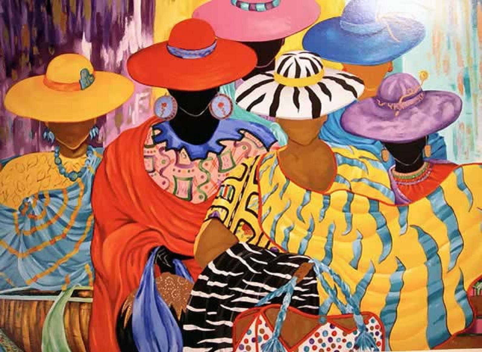 Artist Margaret Warfield Savannah Art African American Artist African American Art Women