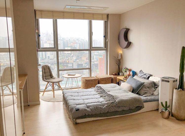 Pin On Decor Modern korean bedroom design