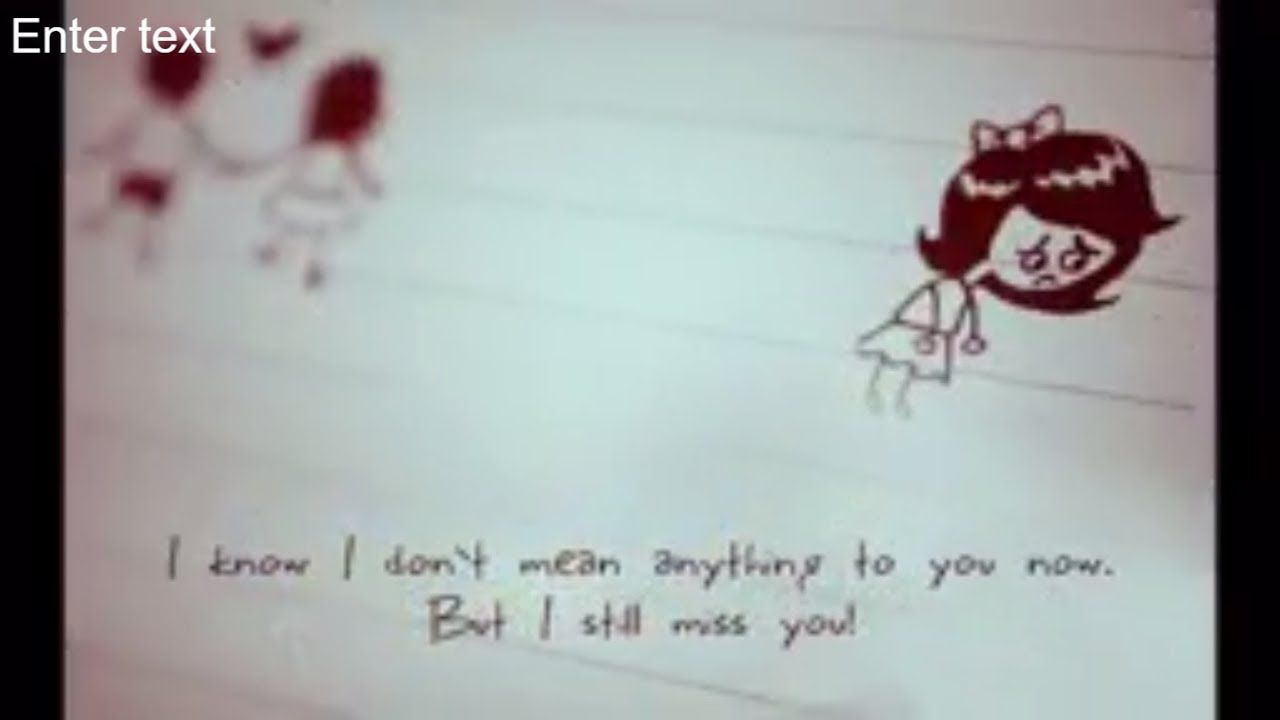 I Miss You Most Beautiful Quotes, SMS, GIF, Wallpaper, Images