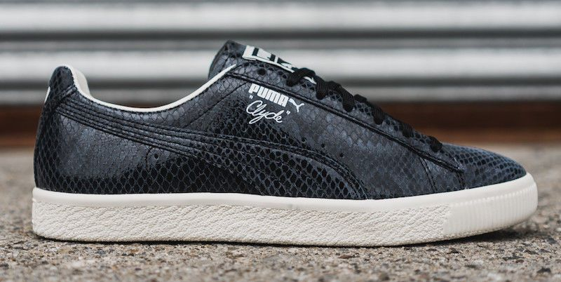 Snake Pack Sz Black 7 Puma Sneaker 5 In Clyde Ret105fashion nwv0O8mN