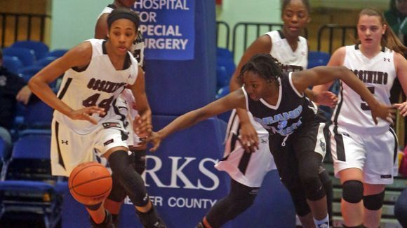 Ossining defeated Grand Street Campus 75-67 during