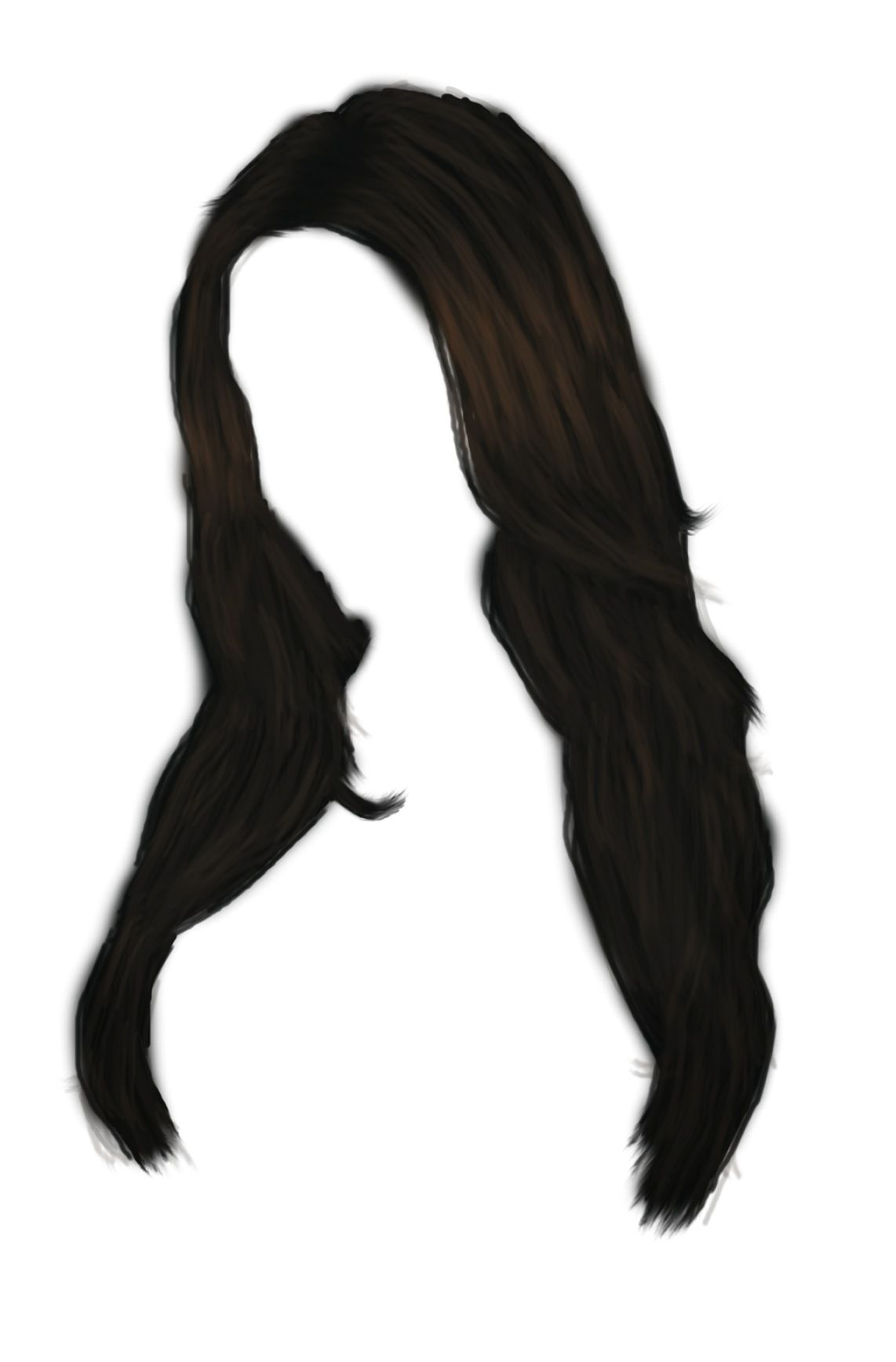Long Hair Png By Autumns In 2021 Womens Hairstyles Hair Png Hairstyle Gallery