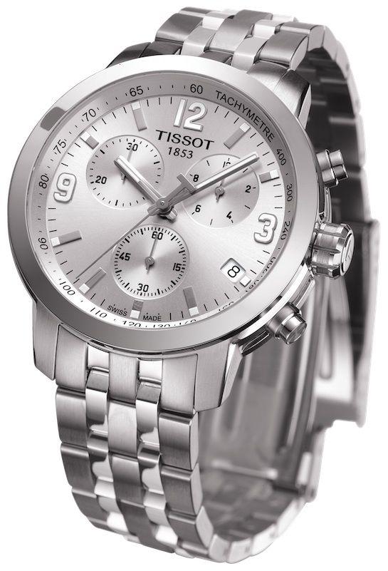 0a562b777bf Catálogo de relojes Tissot para hombre y mujer  Reloj Tissot para hombre  PRC 200 T055 417 11 037 00