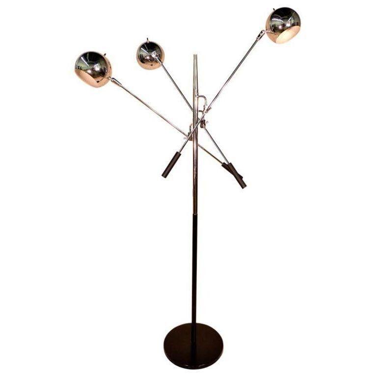 Robert sonneman style 3 arm floor lamp floor lamp arms and robert sonneman style 3 arm floor lamp 1850 est retail 459 on mozeypictures Images