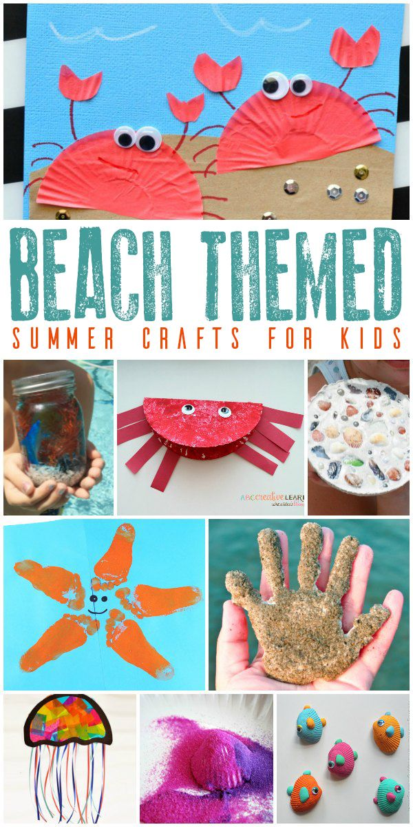 Summer Themed Craft Ideas For Toddlers