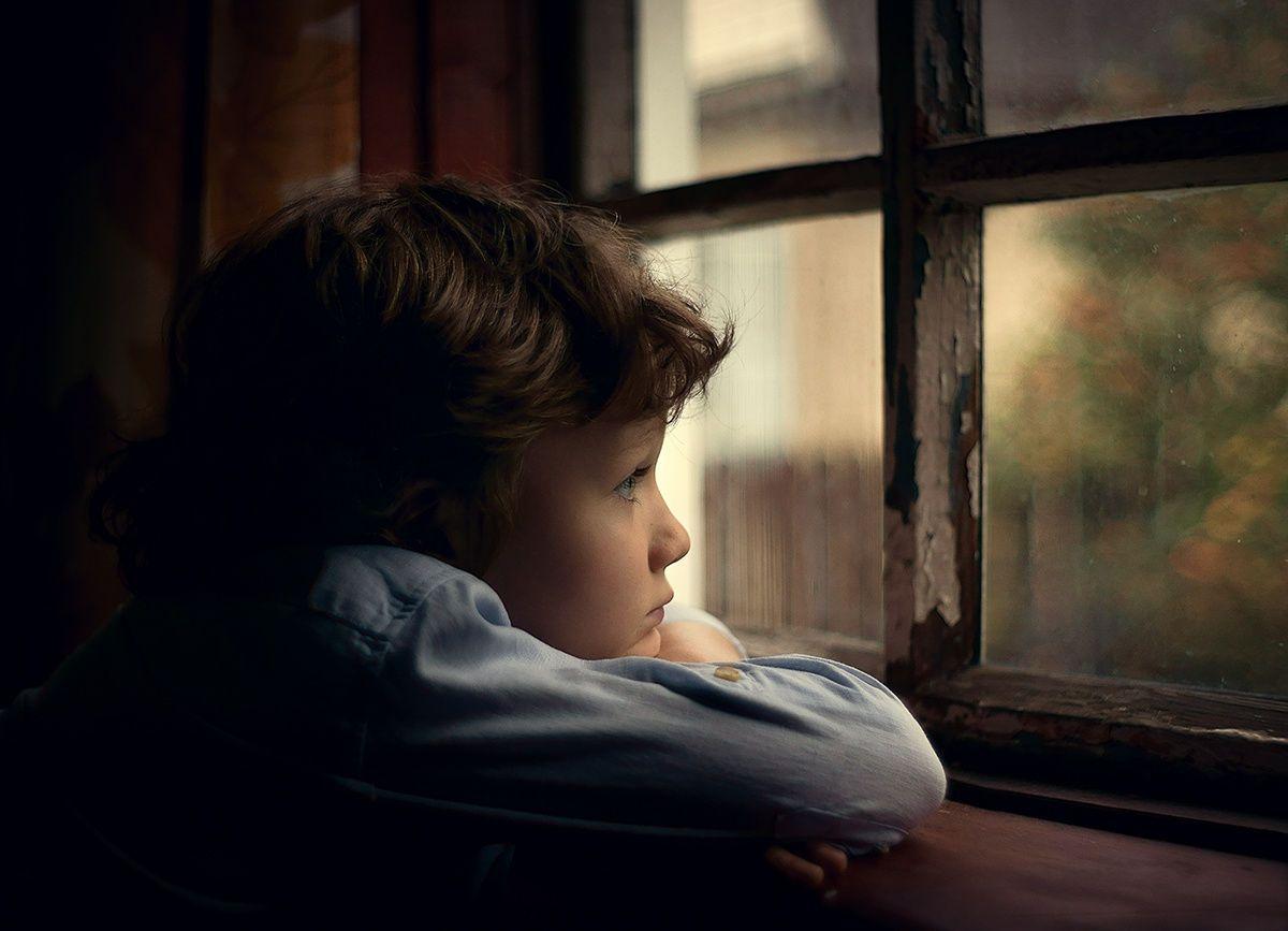 Little dreamer by Valeriya Tikhonova