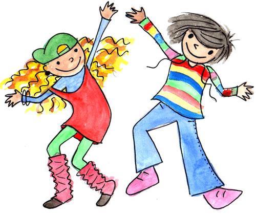 Resultado de imagen de bailes infantil