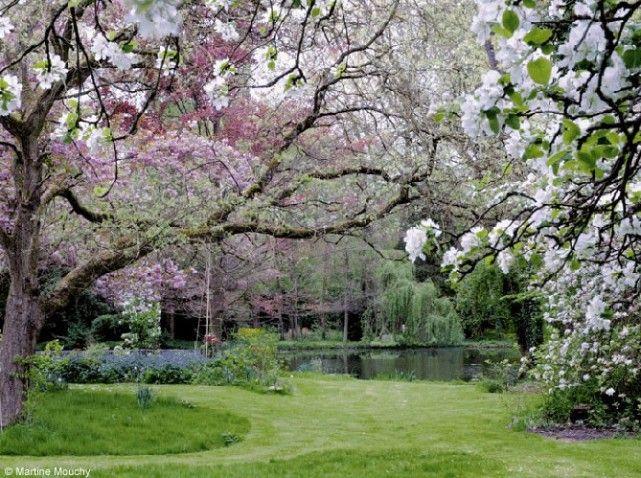 Aimeriez-vous avoir une maison avec jardin ? - paisajes jardines