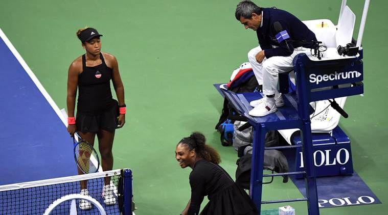Image Result For Us Open Tennis Umpire Uniform Serena Williams International Tennis Federation Roger Federer